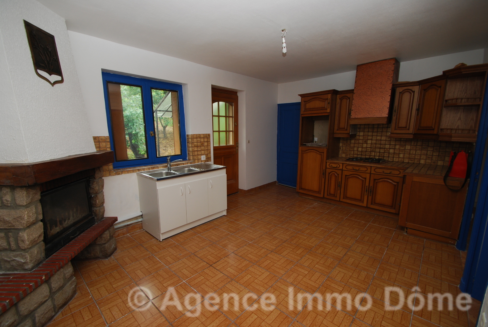 F3, 85 m², balcon, grand garage, terrain possible